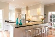 Canterbury Kitchen / Michael has created a stunning and versatile kitchen for our clients in Canterbury. Allen and Deborah wanted to replace and modernise their 20 year old kitchen but needed to stay in keeping with the home. Michael has elegantly married old with new to develop a contemporary style in a large space yet maintains important functionality. Needless to say, Allen and Deborah love their new kitchen!