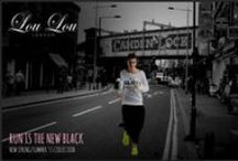 SS 2015   CAMDEN TOWN   LouLouLondon / Spring/Summer 2015 collection by LouLou London