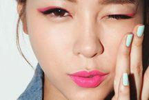 Make up inspiration ♡