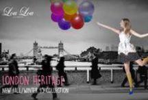 "FW 2015   LONDON HERITAGE   LouLouLondon / Lou Lou London's new Fall/Winter '15 Collection ""La Grande Boucle du Mix & Match"" London Heritage"