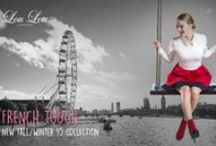 """FW 2015   FRENCH TOUCH   LouLouLondon / Lou Lou London's new Fall/Winter '15 Collection """"La Grande Boucle du Mix & Match"""" French Touch"""