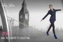 "FW 2015   SPORTY   LouLouLondon / Lou Lou London's new Fall/Winter '15 Collection ""La Grande Boucle du Mix & Match"" Sporty"