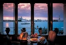 Opulent Rooms & Suites / Our sumptuous rooms and suites are bright and fresh, offering splendid views of the lagoon, manicured gardens, and, from Palazzo Vendramin, St. Mark's Square.