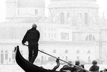Gondolas of Venice / Let's get lost and fall in love with the charm of Venice...