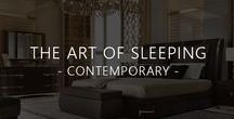 The Art of Sleeping - Contemporary