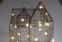 Stelle...di Natale / Stai contando quanti giorni mancano al Natale? Noi lo facciamo con questi pin: sono le idee per decorare la casa che ci hanno fatto innamorare.