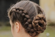 Fun hairstyles / My favorite hairstyles