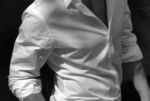 White shirts are so sexy!