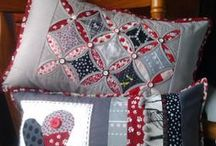 Patchwork, sewing..... / by rosemarie taylor
