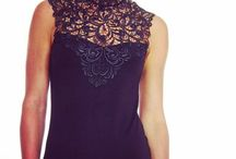 Camisoles / show your glamorous side with a super chic classic teri top