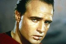 All about Brando / Classic images of an Icon. I found one and it demanded to be given a board obviously the others followed! / by Will