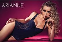 Fall/Winter 2013 Collection / Heat up your wardrobe as the temperature cools down! Arianne Lingerie's Fall/Winter 2013 Collection is here!