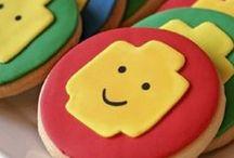 Lego birthday for Trystan