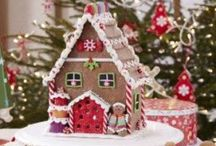 Gingerbread and sweet houses