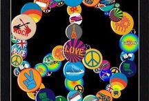 Peace, Love & Understanding / You may say I'm a dreamer. But I'm not the only one.