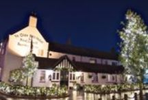 Ye Olde Bell Hotel & Spa / Our 4 star hotel in Barnby Moor near Retford, Nottinghamshire is perfect for business travel, conferences, celebrations, short breaks and holidays. Restaurant, Bistro, Bars & Gardens with 57 stunning bedrooms and suites including four-posters. #weddingvenue #spa #celebrations #meet #prom