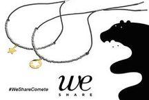 Collezione We Share / Condividiamo Emozioni! #WeShareComete