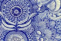 Mandalas / 100 Mandalas for Mindfulness and other arty meditations