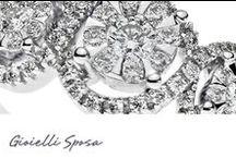 Gioielli sposa / La collezione Lumiere di Comete Gioielli è studiata per per rendere splendente il giorno del SI