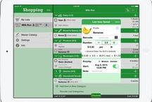 Shopping Pro / Shopping Pro is a convenient yet powerful grocery list app for the iPhone & iPad.