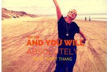 Sweet Philosophy / Inspiring words to motivate, encourage, enlighten, strengthen and lighten you up!