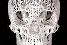 Skull of Mine...Sugar Art...