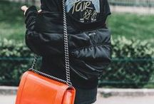 Chanel Street Style / Chanel: as seen on the street. Street style at it's chicest!