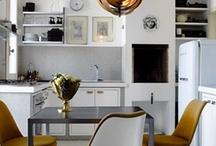 Kitchen & Dining Room/ Cocinas y Comedores
