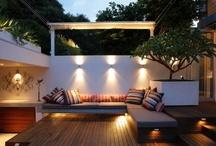 Outdoor Spaces/Exteriores
