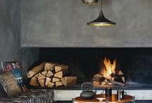 Fire places/Chimeneas
