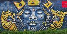 LIFE is ROLLING / street art - moraiz