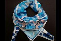 EVERYTHING CHRISU / Hand illustrated silk scarves by Christin Chang. www.chrisu.com