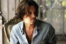 Johnny Depp  / So cute