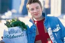 Jamie Oliver - UK / Also called * The Naked Chef* Pictures and recipies