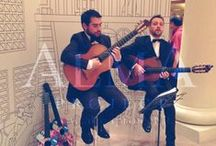 Guitar Duo / Wedding & corporate events / ceremony / cocktail / dinner