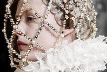 Fashion:Art of Fashion / Wearable masterpiece.