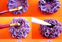 Sugar flowerS- HOW TO
