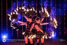 Fire & Led Show / ALMA PROJECT - Fire Show