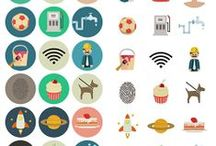 Icons & Web Graphics