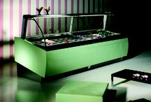 Passion Lux   Refrigerated Display Cases / Passion Lux is the reinvention of a success, a reborn in new forms and functions. Allied to a rigorous and contemporary design, we designed the new range for experiences and delicate flavors as ice cream and chocolates.