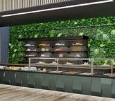 Daisy | Refrigerated Display Cases / Imagine a proposal dedicated to food retail with solutions for everything: Daisy in heated, refrigerated and neutral versions.