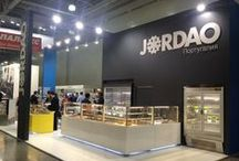 PIR 2014 / 23 to September 26 JORDAO returned to the PIR, the main event dedicated to Russian hospitality. Integrated in the Russian Hospitality Week, PIR 2014 had a large influx of visitors, and was delighted to hear the excellent feedback from those who visited us