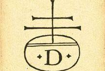 Sygnet drukarski - Printer's Devices (Marks, Emblems)