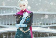 Elsa Cosplay / LET IT GO