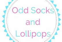 Odd Socks & Lollipops / My lovely little corner of the internet, my blog! Showcasing my blog posts, all about parenting, hyperemesis gravidarum, breastfeeding, biscuits and my random thoughts about parenting a bilingual toddler
