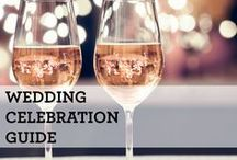 Wedding Celebration Guide / Drink ideas, cocktail trends and wedding planning tips to help you plan your perfect wedding celebration.