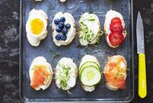 Delicious Food / Food ideas for your reception or other catered events.