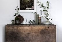 interiors / by Frances Fisher