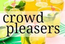 Crowd Pleasers / Impress at your next party with these delicious punch recipes and other crowd favorites!