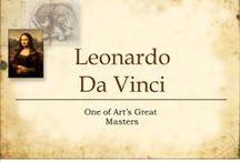 Arte - Leonardo Da Vinci / Arte